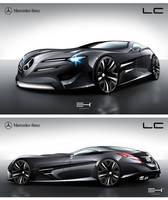 Mercedes-Benz LC by emrEHusmen