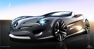 Mercedes-Benz LC concept by emrEHusmen