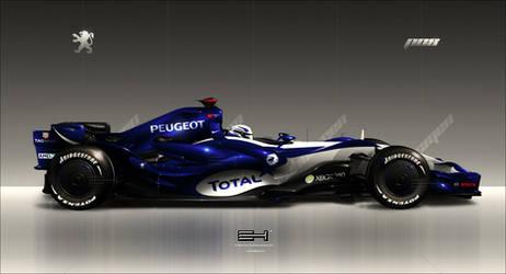 Peugeot P08 F1