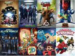 Disney XD Shows in 2016