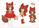 Red Riding Wolf Auction [CLOSED]