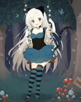 ~ Cheshire Tohru ~ by CakexChan
