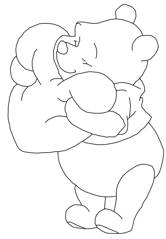 Winnie The Pooh   Valentine By Natt2004 ...