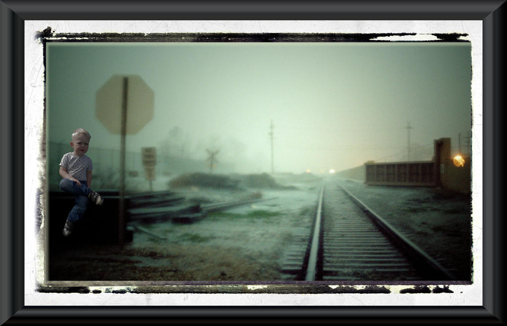 Jayden the Train Spotter by Natt2004