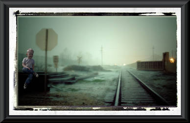 Jayden the Train Spotter