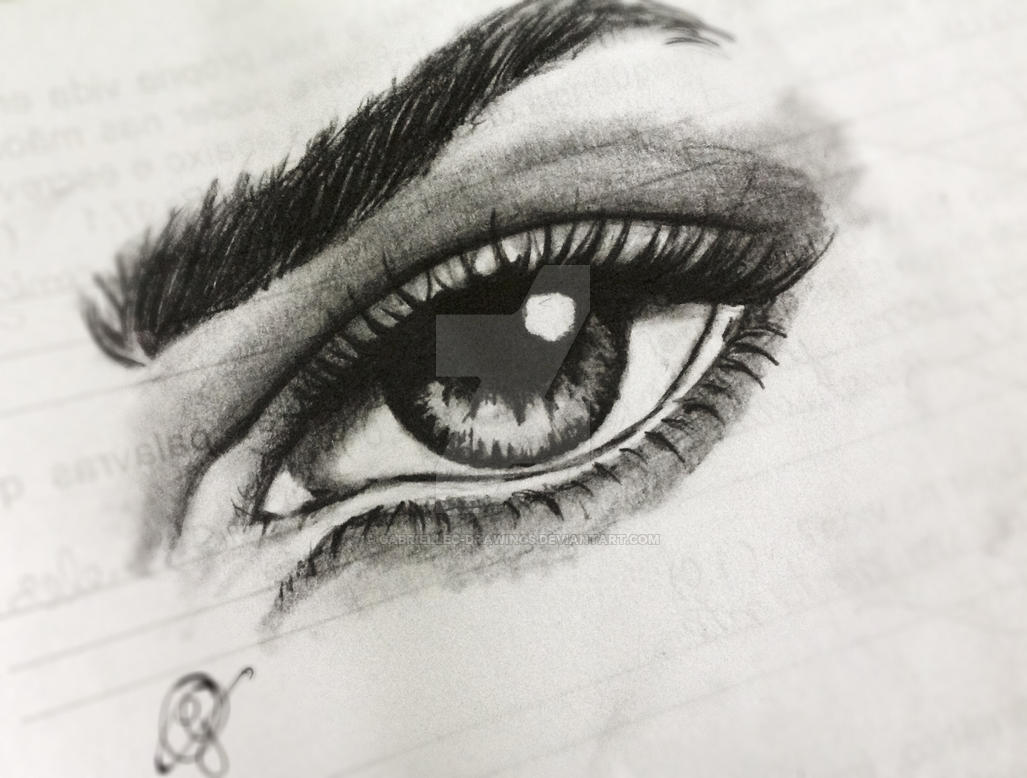 Tumblr Drawing Eyes Crying | www.imgkid.com - The Image ...
