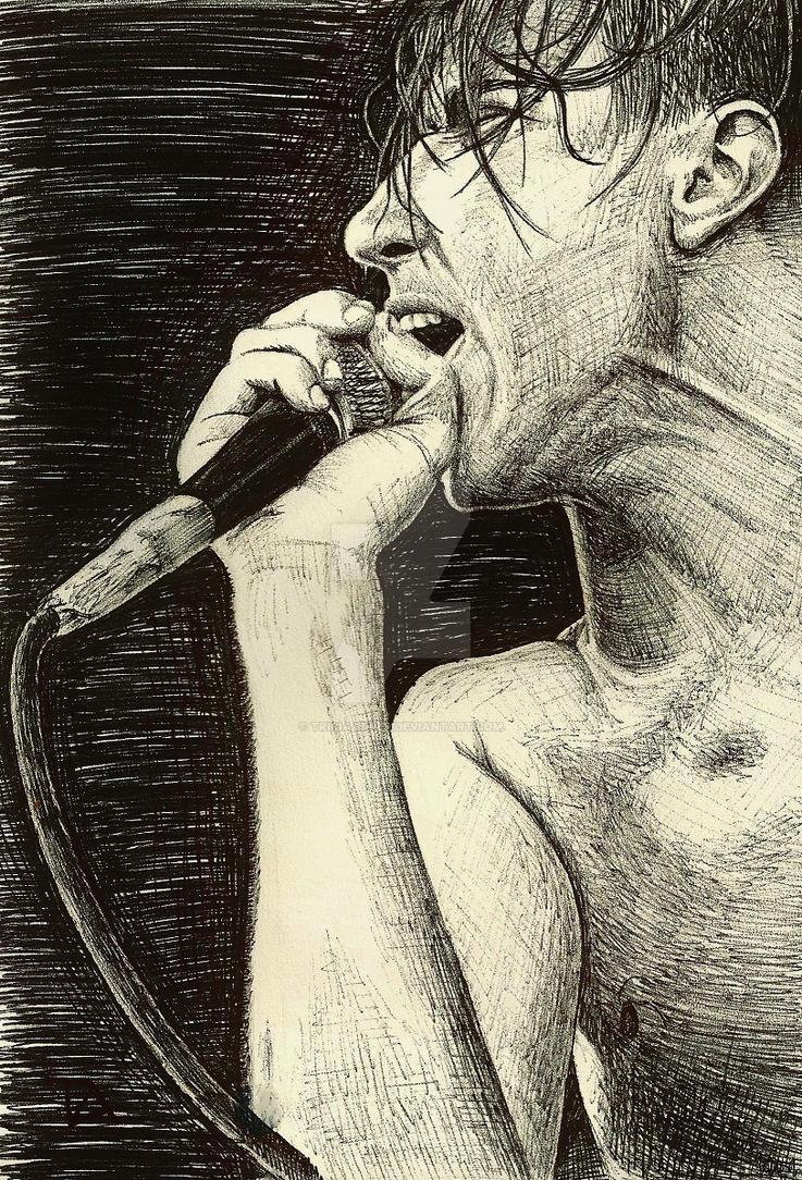 Ben Kowalewicz (Billy Talent) by TriciaAdder