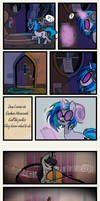 Swan's song - tragic scratchtavia comic