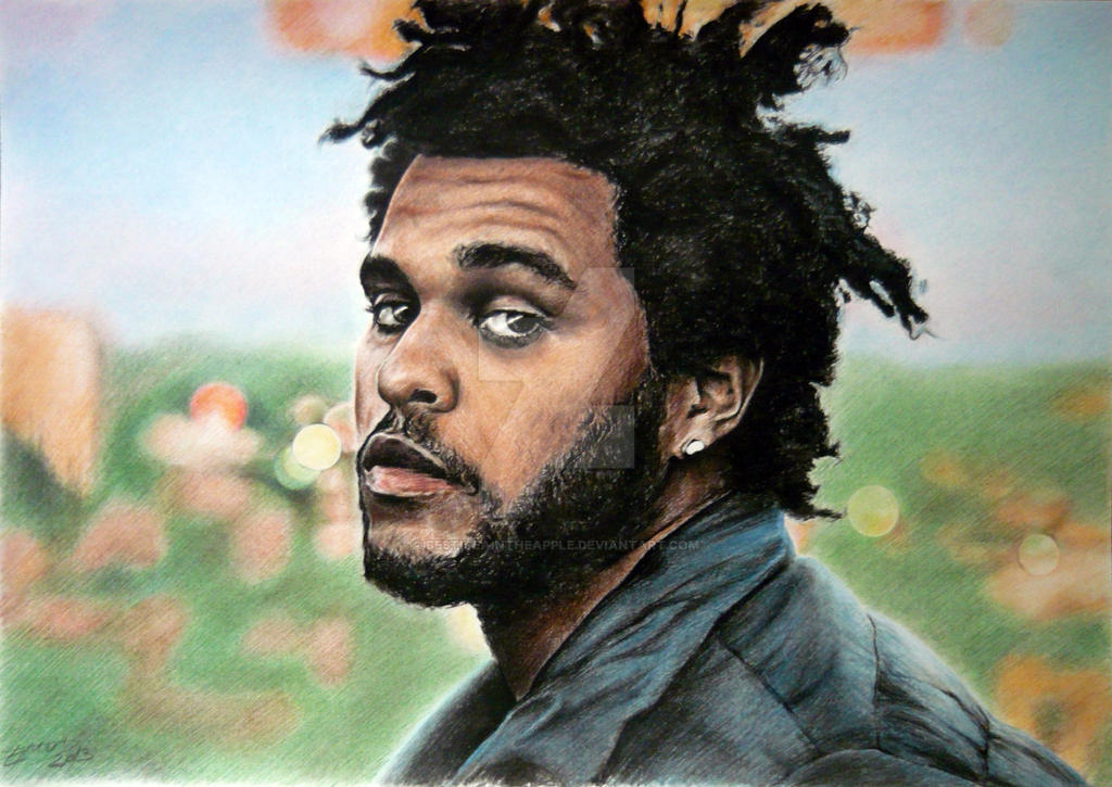 how to get the weeknd dreads