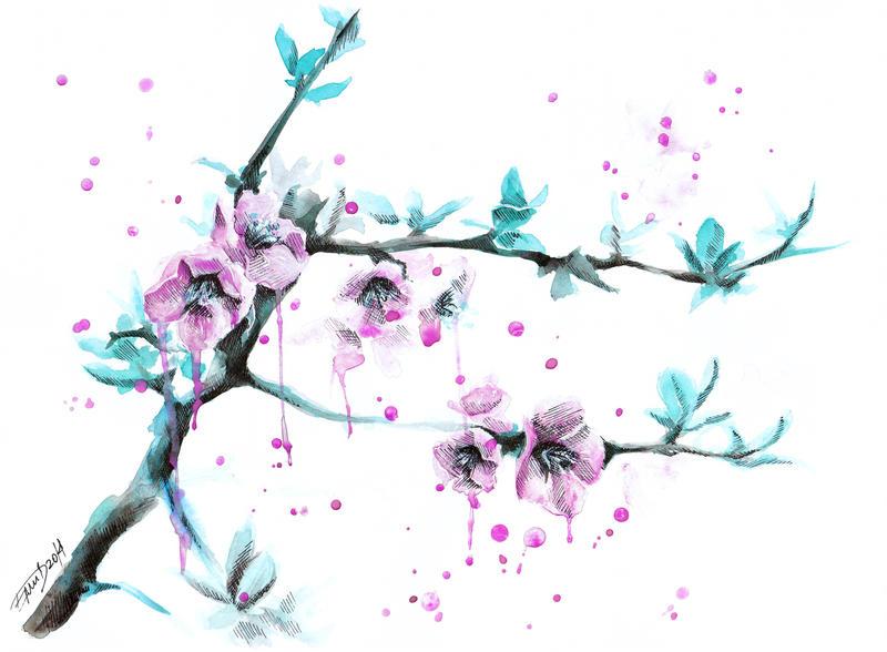 Spring by BestIdeaInTheApple