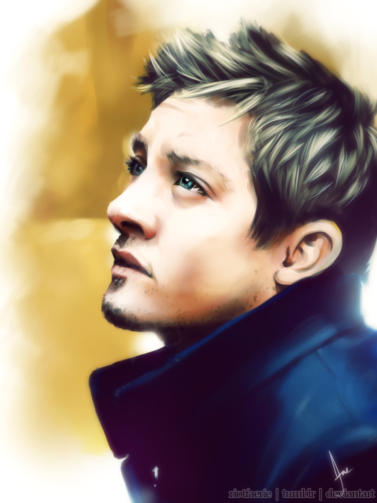 HAPPY BIRTHDAY Jeremy Renner - Light Up This Sky by riotfaerie