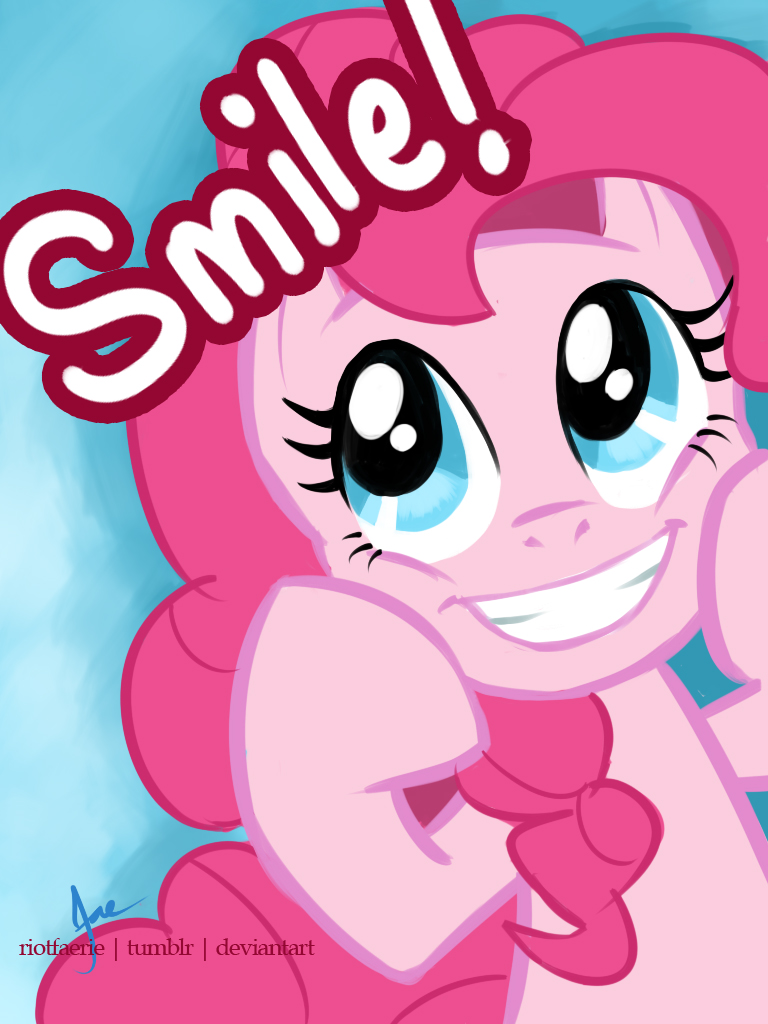 Chapter 4: These Demon Friends of Mine! - Pinkie Pie Goes ...