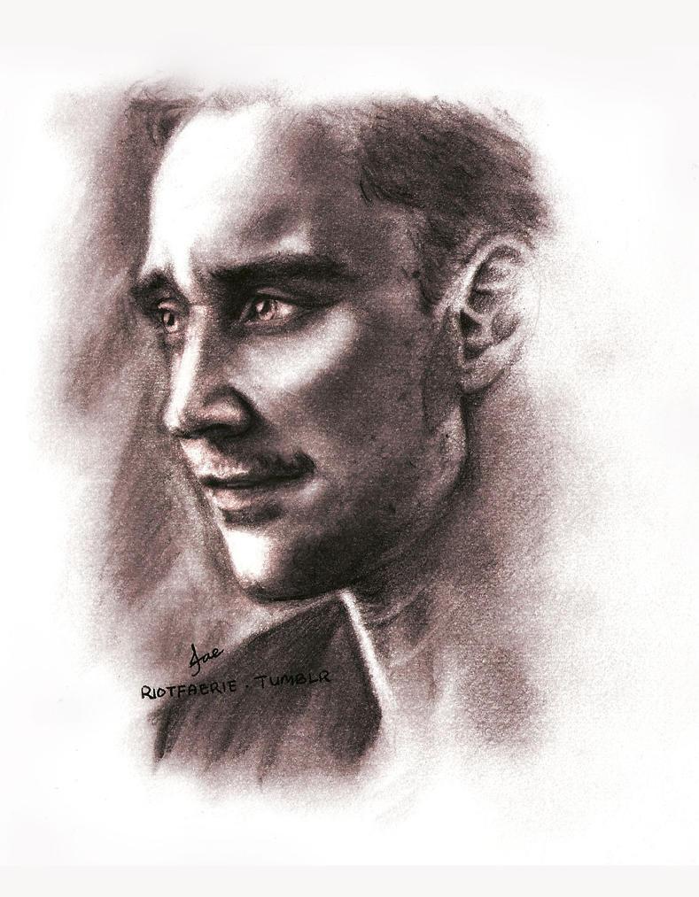 Tom Hiddleston - September by riotfaerie