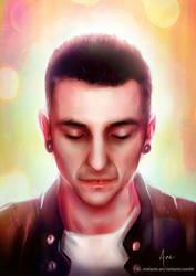 Linkin Park - One More Light (Chester Bennington) by riotfaerie