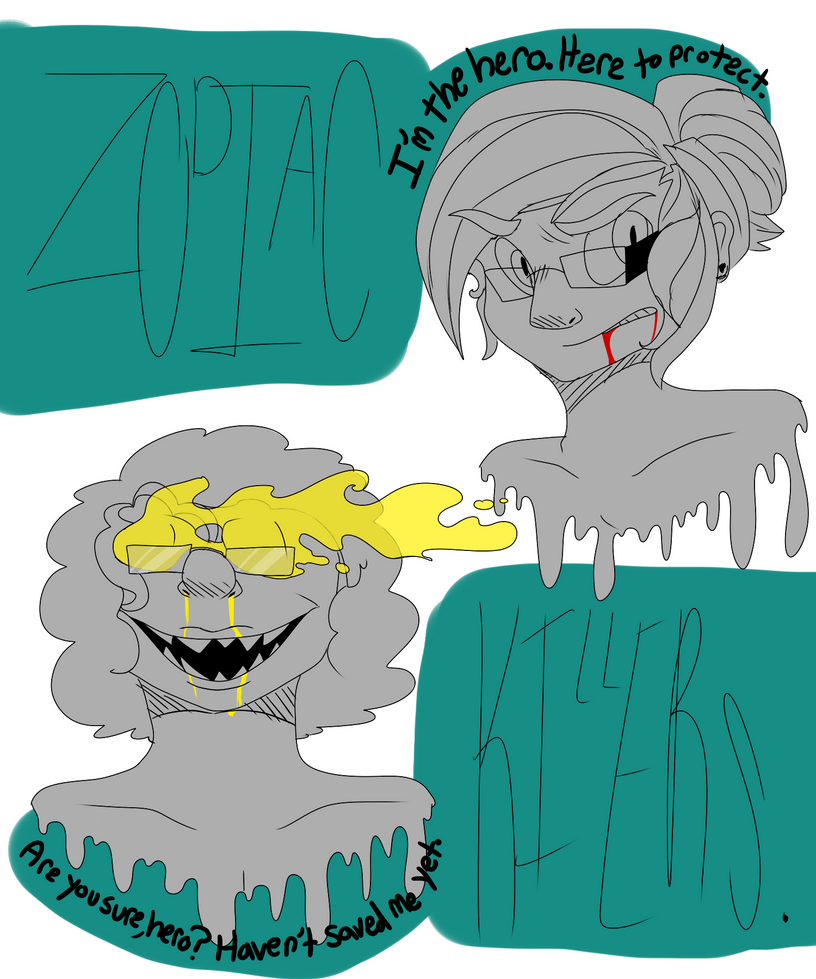 ZODIAC KILLERS by xXMARSTAR5Xx