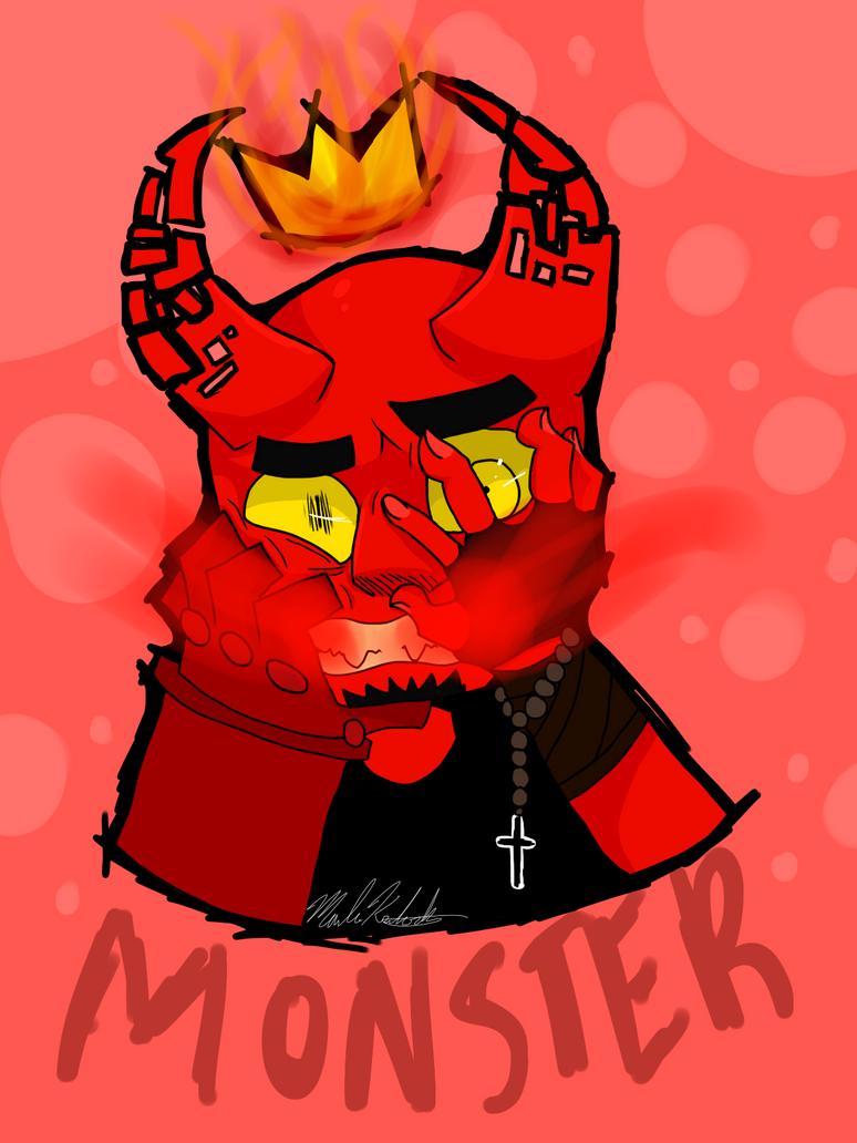 Monster by xXMARSTAR5Xx