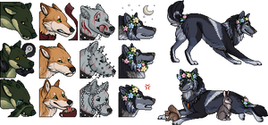 More Pixels by Kannashi