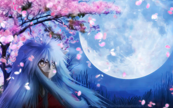 Inuyasha moonlight shadow