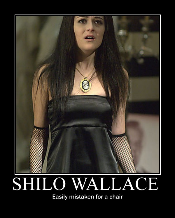 Shilo wallace white dress