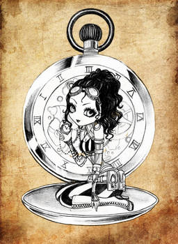 - Steampunk O'Clock -