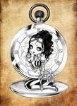 - Steampunk O'Clock -