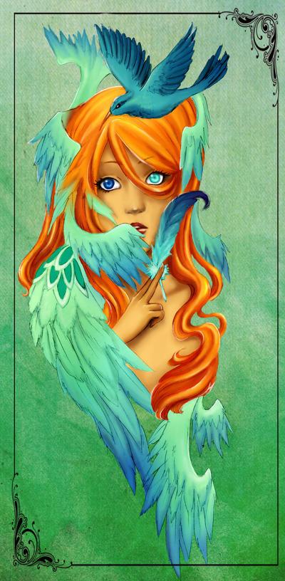 - Kaidaten -  The Hummingbird - by ooneithoo