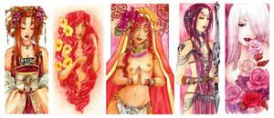- Luna Cee - Bookmarks I -