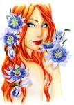 - Aphrodite - Passion Flower -