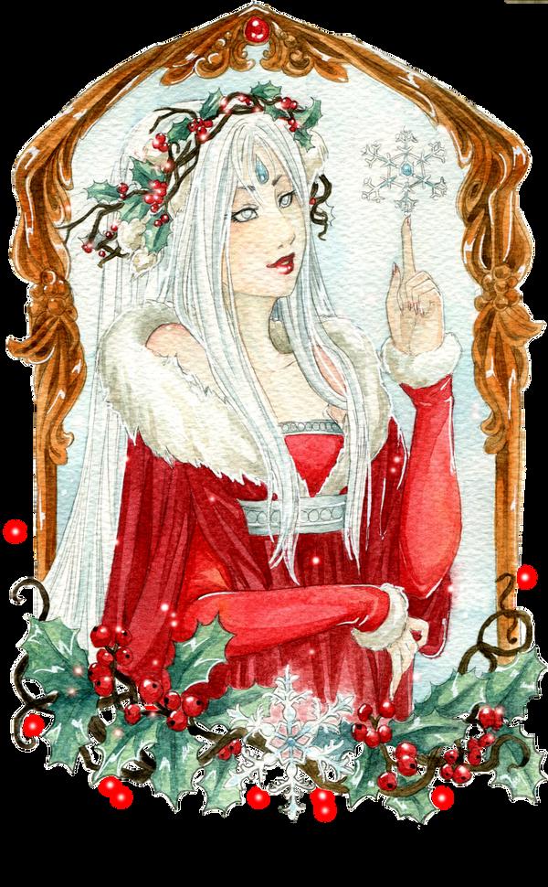 - Nelyaeth - Happy New Year - by ooneithoo