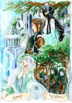 -  Lyorei Kingdom - by ooneithoo