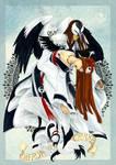 - Birds Masquerade - The Heron and the Crane -
