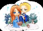 - COMMISSION - Let it snow