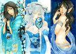 - Gift - Blue Ladies II