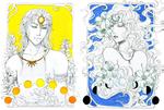 - Apollon and Artemis -