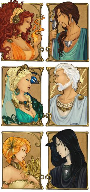 - Greek Gods I -