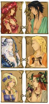 - Greek Gods II -