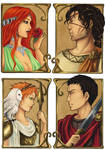 - Greek Gods III -