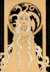 - Mother of Dragons -