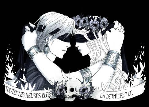 - Agape - Death is blind -