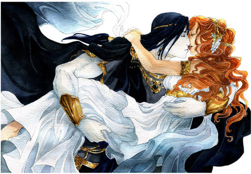 - Agape - Hades and Persephone -