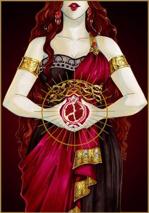 - Persephone - by ooneithoo