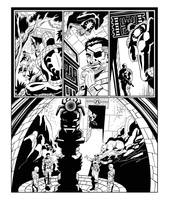 Spider God 03 by kevhopgood