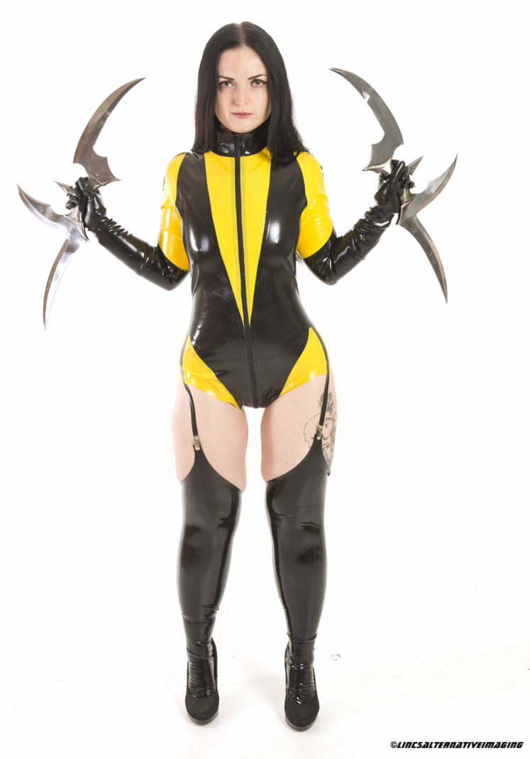 Silk Spectre by jezabelle616