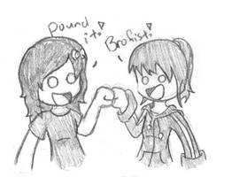 BROFIST 8D by Toxicated-kisame52