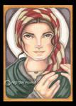 Saint Bernadette of Lordes