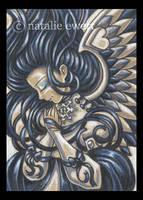 Praying Angel 45 by natamon