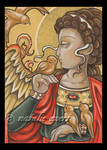 The Russian Angel and Birds