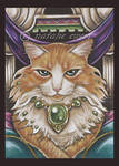 Bejeweled Cats 1