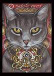 Bejeweled Cat 7