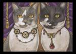 Bejeweled Cat 8